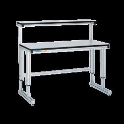 Aluminium work bench Labo180AWB