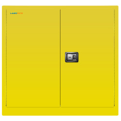 Flammable industrial safety cabinet Labo104FISC