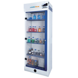 LCD Screen Vented Storage Cabinet Labo200LSC