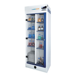 LCD Screen Vented Storage Cabinet Labo201LSC