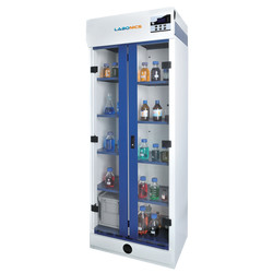 LCD Screen Vented Storage Cabinet Labo202LSC